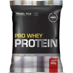 Pro Whey Protein - 500g - Probiótica - Morango