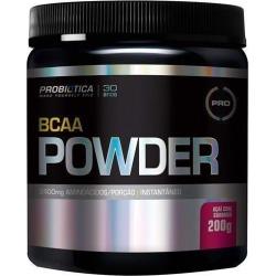 BCAA Powder - 200g - Probiótica - Açaí c/ Guaraná