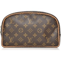 Louis Vuitton Toiletry Bag Monogram 25 Brown found on MODAPINS from StockX Holdings LLC for USD $695.00