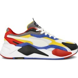 Puma RS-X3 Puzzle White Yellow found on Bargain Bro India from StockX Holdings LLC for $78.00