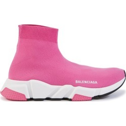 Balenciaga Speed Trainers Mid Pink White (W) found on Bargain Bro India from StockX Holdings LLC for $620.00