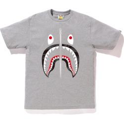 BAPE Color Camo Shark Tee Gray/Black