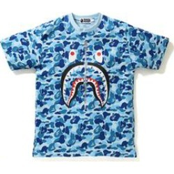 BAPE ABC Shark Tee Blue