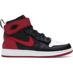 Jordan 1 Flyease Bred White Toe (GS) found on Bargain Bro India from StockX Holdings LLC for $129.00