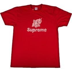 Supreme Elephant Tee Red