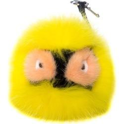 Fendi Bugs Bag Charm Fox Fur Yellow found on Bargain Bro India from StockX Holdings LLC for $260.00