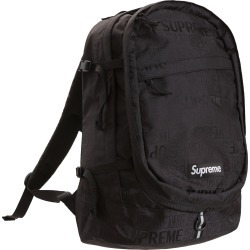 1458c4ec470 Supreme Backpack (SS19) Black found on MODAPINS from StockX Holdings LLC for  USD  190.00