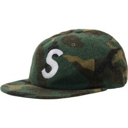 Supreme Wool S Logo 6-Panel Camo found on Bargain Bro Philippines from StockX Holdings LLC for $62.00