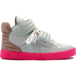 Louis Vuitton Jaspers Kanye Patchwork Grey/Pink found on Bargain Bro India from StockX Holdings LLC for $12000.00