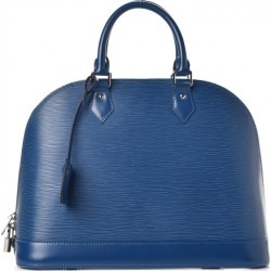 Louis Vuitton Alma Epi MM Saphir found on Bargain Bro Philippines from StockX Holdings LLC for $1900.00