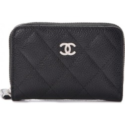 Chanel Zip Coin Purse Quilted found on Bargain Bro India from StockX Holdings LLC for $725.00