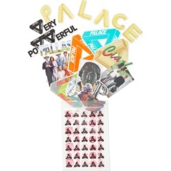 Palace Summer 19 Sticker Pack Multi