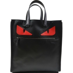 Fendi Monster Tote Nylon Large Black/Red found on Bargain Bro Philippines from StockX Holdings LLC for $699.00