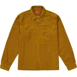 Supreme Corduroy Shirt (FW19) Gold found on Bargain Bro Philippines from StockX Holdings LLC for $225.00