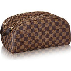 Louis Vuitton Trousse Toiletry Bag Damier King Size Brown found on MODAPINS from StockX Holdings LLC for USD $750.00