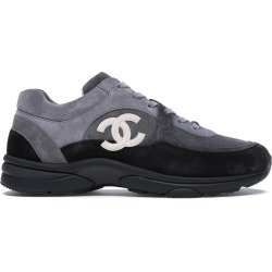 Chanel Low Top Trainer CC Grey found on Bargain Bro India from StockX Holdings LLC for $1396.00