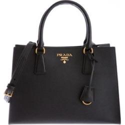 Prada Saffiano Lux Handbag Black found on Bargain Bro India from StockX Holdings LLC for $1700.00