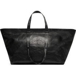 Balenciaga Carry Shopper Logo Handles Large Black found on Bargain Bro India from StockX Holdings LLC for $1750.00