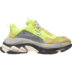 Balenciaga Triple S Neon Yellow found on Bargain Bro India from StockX Holdings LLC for $1800.00