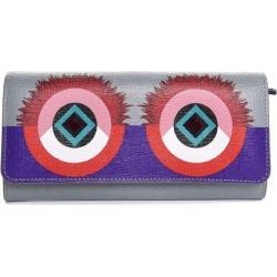 Fendi Monster Long Wallet Gray found on Bargain Bro India from StockX Holdings LLC for $390.00