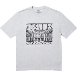 Palace Versailles T-Shirt Grey Marl found on Bargain Bro Philippines from StockX Holdings LLC for $80.00