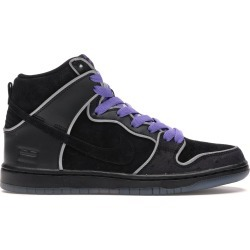 Nike Dunk SB High Black Purple Box