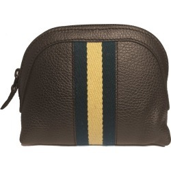 Gucci Web Cosmetic Case Brown Multicolor found on Bargain Bro India from StockX Holdings LLC for $269.00
