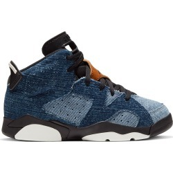 Jordan 6 Retro Washed Denim (PS) found on Bargain Bro India from StockX Holdings LLC for $64.00