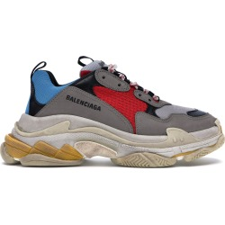 Balenciaga Triple S Grey Red Blue (2018 Reissue) found on Bargain Bro India from StockX Holdings LLC for $704.00