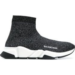Balenciaga Speed Trainers Mid Lurex Knit (W) found on Bargain Bro India from StockX Holdings LLC for $595.00