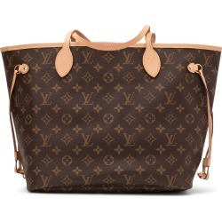 Louis Vuitton Neverfull Monogram (Without Pouch) MM Beige Lining found on Bargain Bro India from StockX Holdings LLC for $1050.00