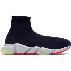 Balenciaga Speed Trainer Blue Orange found on Bargain Bro India from StockX Holdings LLC for $521.00