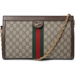 Gucci Ophidia Shoulder Bag GG Supreme Medium Brown found on MODAPINS from StockX Holdings LLC for USD $1600.00