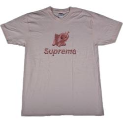 Supreme Elephant Tee Pink