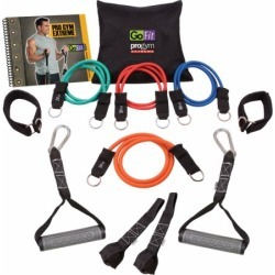 ProGym Extreme Black  - Workout Equipment GoFit