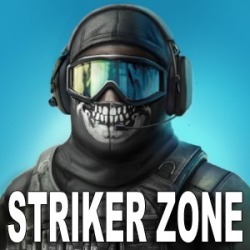 Striker Zone: War Shooting Games Online