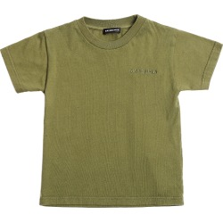 Balenciaga Kids Green Embroidered T-Shirt found on Bargain Bro Philippines from SV Moscow for $190.00