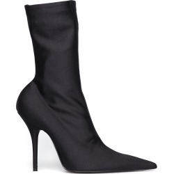 Balenciaga Knife Crepe Jersey Booties found on Bargain Bro Philippines from SV Moscow for $1135.00