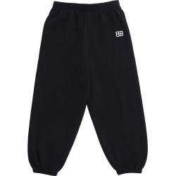 Balenciaga Kids Black Cotton Sweatpants found on Bargain Bro India from SV Moscow for $220.00