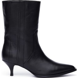 A.F.Vandevorst Black Leather Ankle Boots found on MODAPINS from SV Moscow for USD $620.00