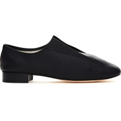 Yohji Yamamoto Repetto Black Leather Loafers found on MODAPINS from SV Moscow for USD $1275.00