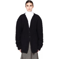 Ann Demeulemeester Chunky Wool Cardigan found on MODAPINS from SV Moscow for USD $1070.00