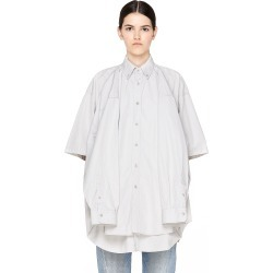 Balenciaga Light Grey Double Shirt found on Bargain Bro India from SV Moscow for $1385.00