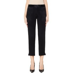 Ann Demeulemeester Black Cropped Trousers found on MODAPINS from SV Moscow for USD $575.00
