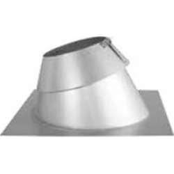 Secure Temp 7FBR Adjustable Roof Flashing - 30 to 45 Degrees