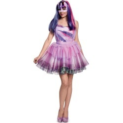 Halloween Women's My Little Pony My Little Pony: Twilight Sparkle Deluxe Adult Costume Medium, MultiColored found on Bargain Bro Philippines from target for $50.00