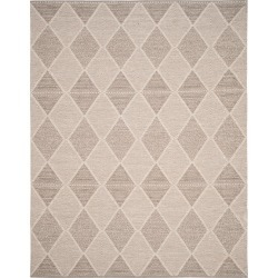 10'X14' Geometric Woven Area Rug Gray - Safavieh found on Bargain Bro India from target for $560.99
