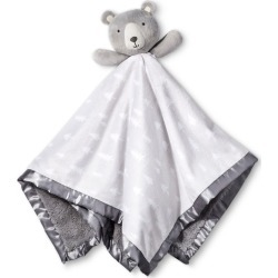 Large Security Blanket Bear - Cloud Island Gray found on Bargain Bro Philippines from target for $19.99