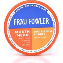 Frau Flower Mouth Medic Tooth & Gum Powder - 2.3oz