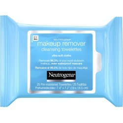 Neutrogena Makeup Remover Cleansing Towelettes & Face Wipes - 25ct found on MODAPINS from target for USD $4.99